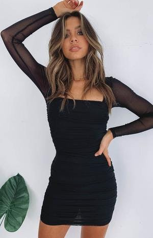 https://files.beginningboutique.com.au/Estee+Long+Sleeve+Mesh+Party+Dress+Black+.mp4