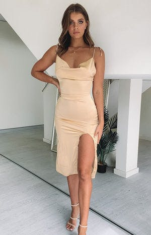 https://files.beginningboutique.com.au/IMG_3017Know+The+Way+Split+Midi+Dress+Champagne.mp4
