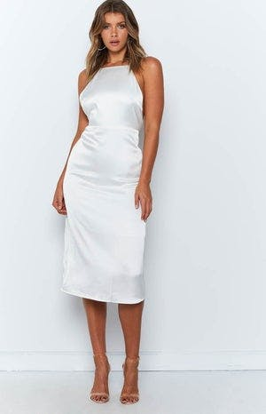 Lizabel Dress White