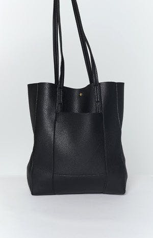 Peta & Jain Liv Tote Bag Black