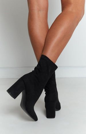Therapy Bowie Boots Black