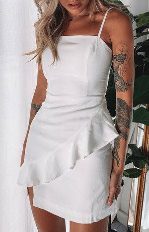 What If Dress White